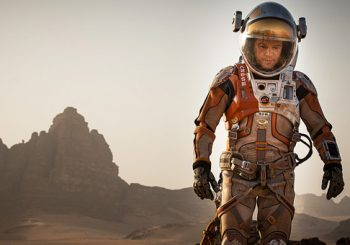 Novi viralni video za 'The Martian'
