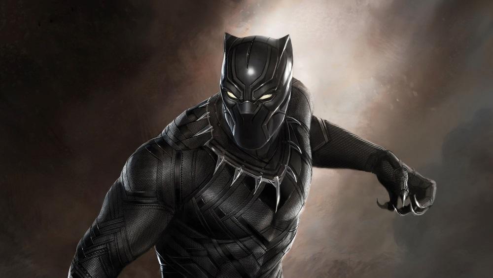 Ovo je slika Black Panthera i nemam baš neki komentar uz nju.