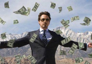 Upoznajte pet najbogatijih superjunaka!