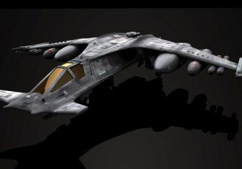 Svemirski lovci: SA-43 Hammerhead