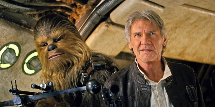 Eeeee... Ova dva tipa jedina su svijetla točka filma (Credit: Forbes/Disney)