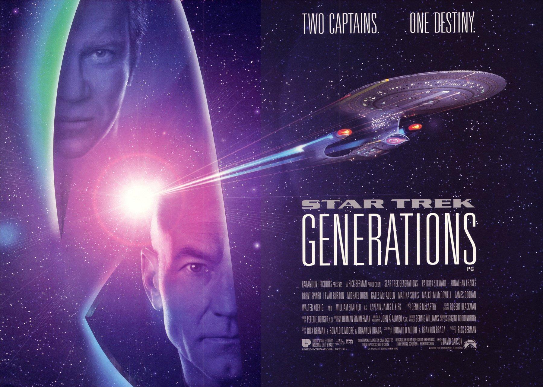 Susret dva mitska kapetana glavna je okosnica filma (Credit: Paramount)