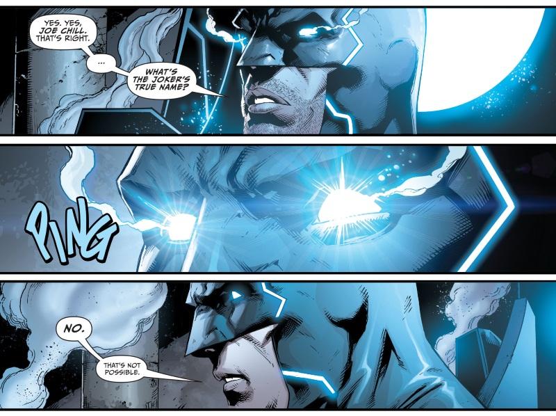 Justice League #42 donio je potpuno zbunjenog Šišmiša. Ni mi nismo bolje prošli.