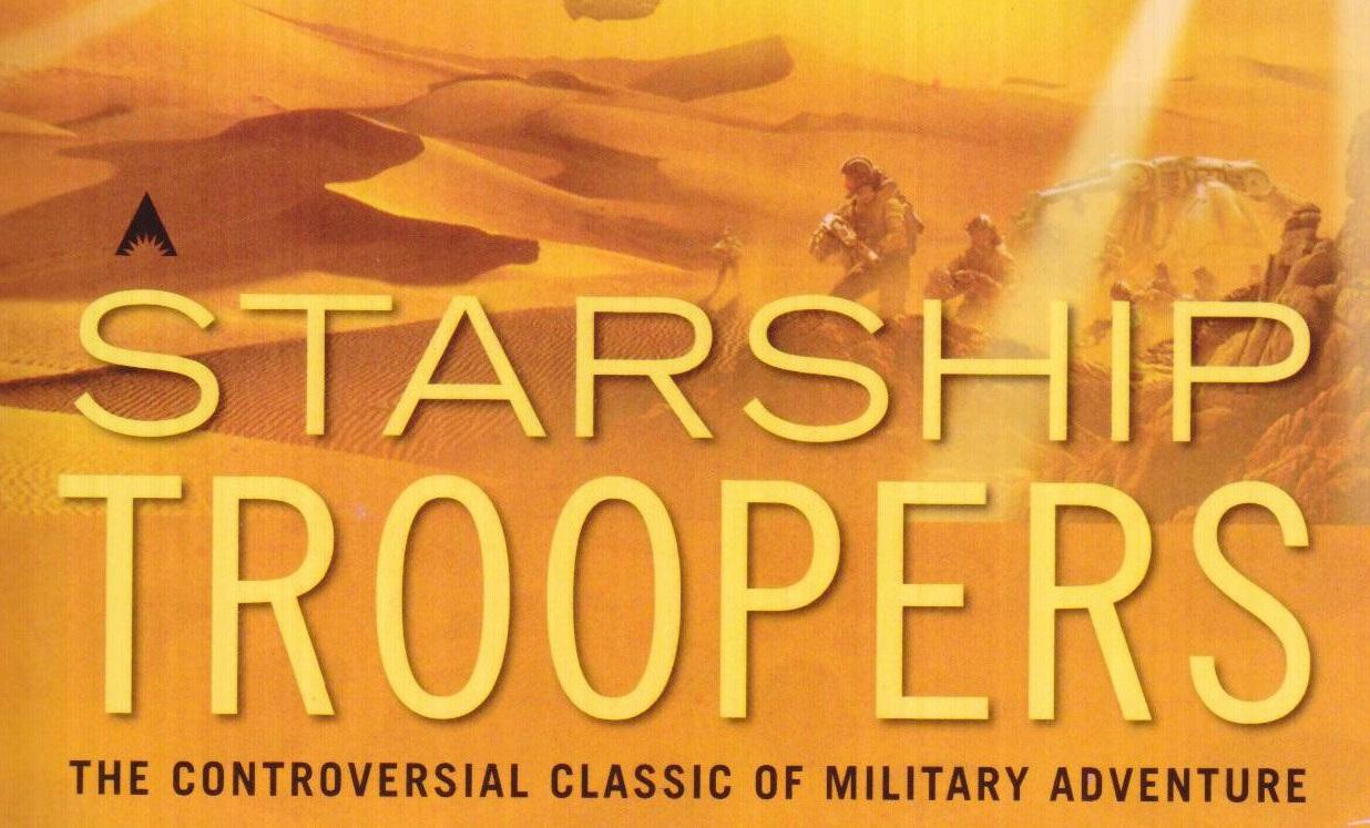 Roman 'Zvjezdani jurišnici' iz 1959. začetnik je vojnog podžanra SF-a