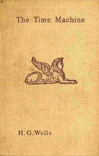 Prvo izdanje romana 'Vremenski stroj' iz 1895. godine