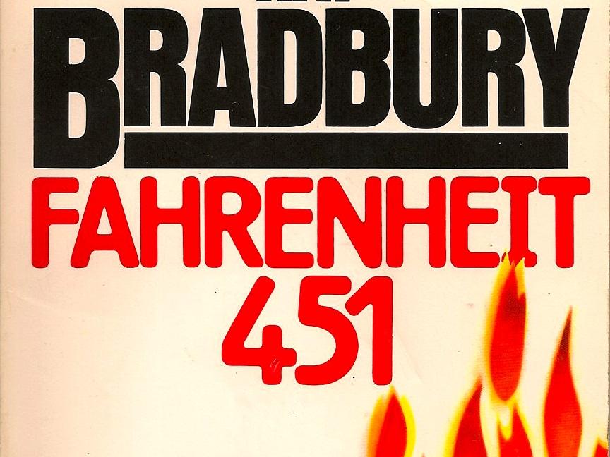 Bradbury je pisao snažna, kritička djela poput 'Farenheit 451'