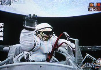 Stiglo je doba zmaja: kineski svemirski brodovi