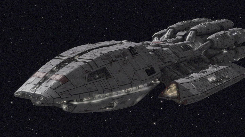 Galactica je bila među najstarijim od ukupno 120 izgrađenih Battlestara