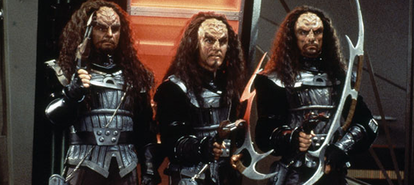Star Trek - Klingonci TNG/DS9