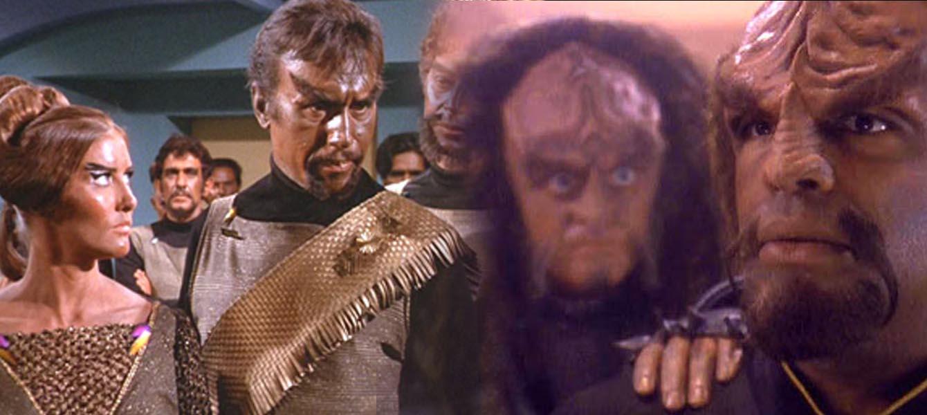 Zvjezdane Staze i Klingonci