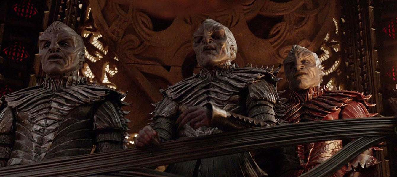 Star Trek Discovery - Klingonci