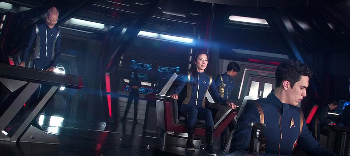 Star Trek Discoveryi novi izgled uniformi i opreme