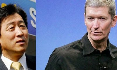Choi Gee-sung, Tim Cook