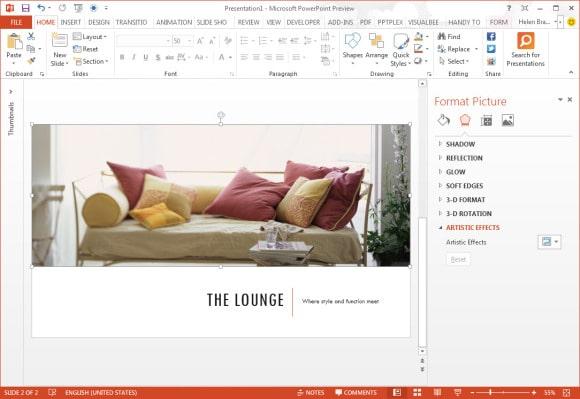 Oblikovanje u PowerPointu