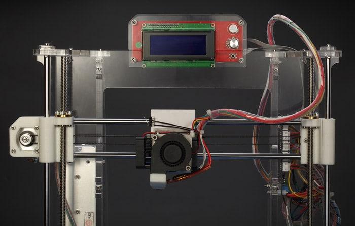 RepRap Prusa I3 3D Printer (2)