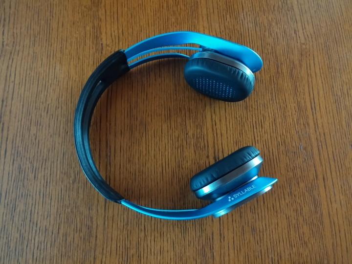bežične slušalice plave