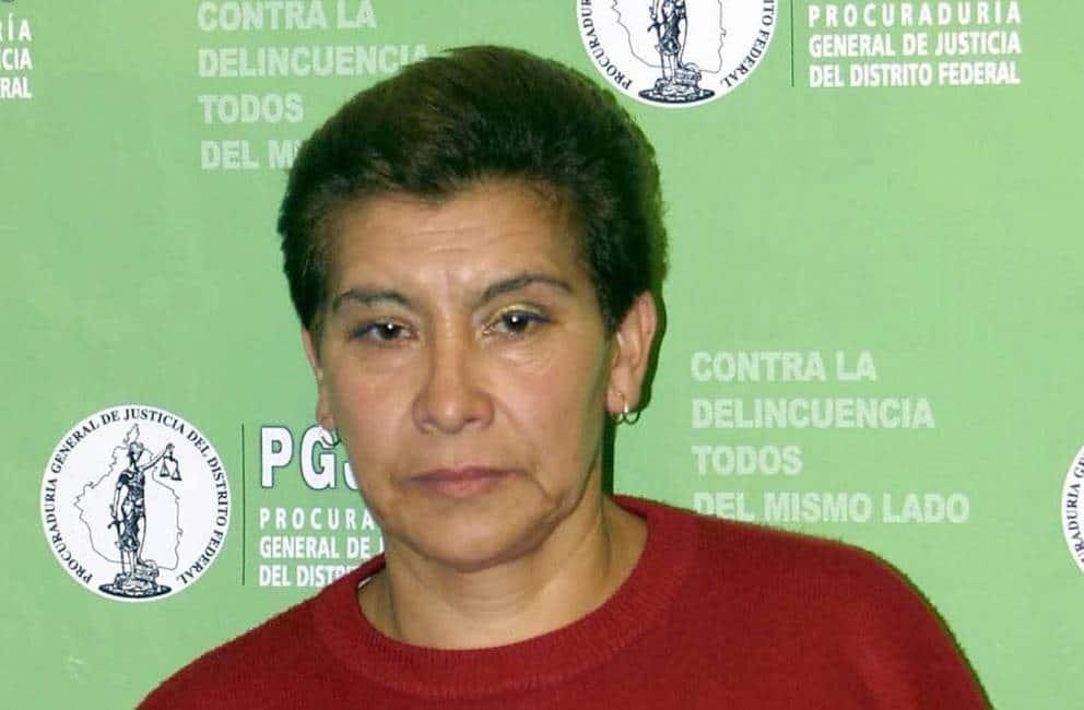 Juana Barraza (Credit: allday.com)