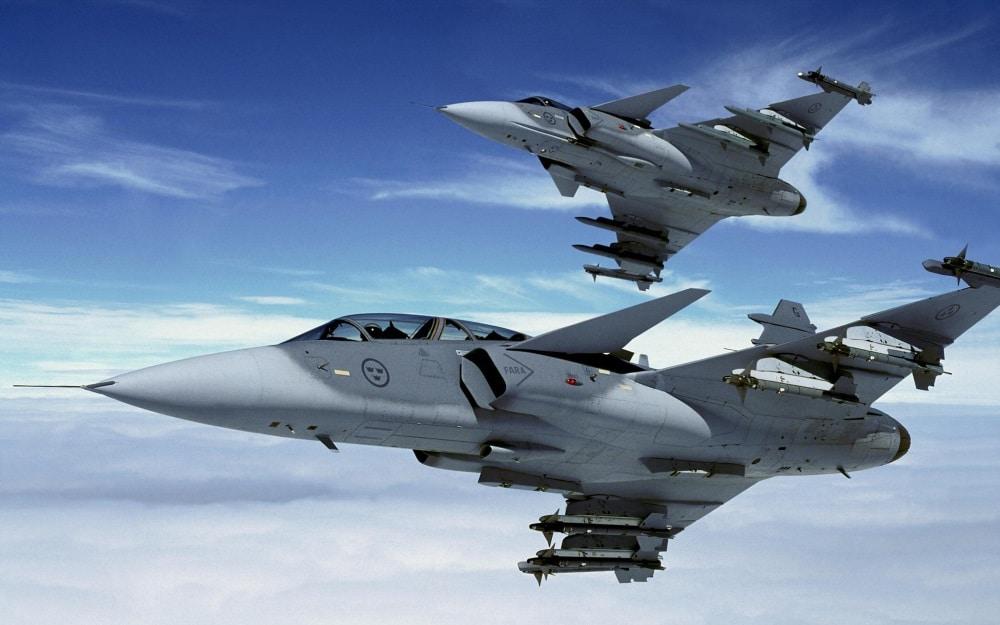 JAS-39 Gripen (Credit: manilalivewire.com)