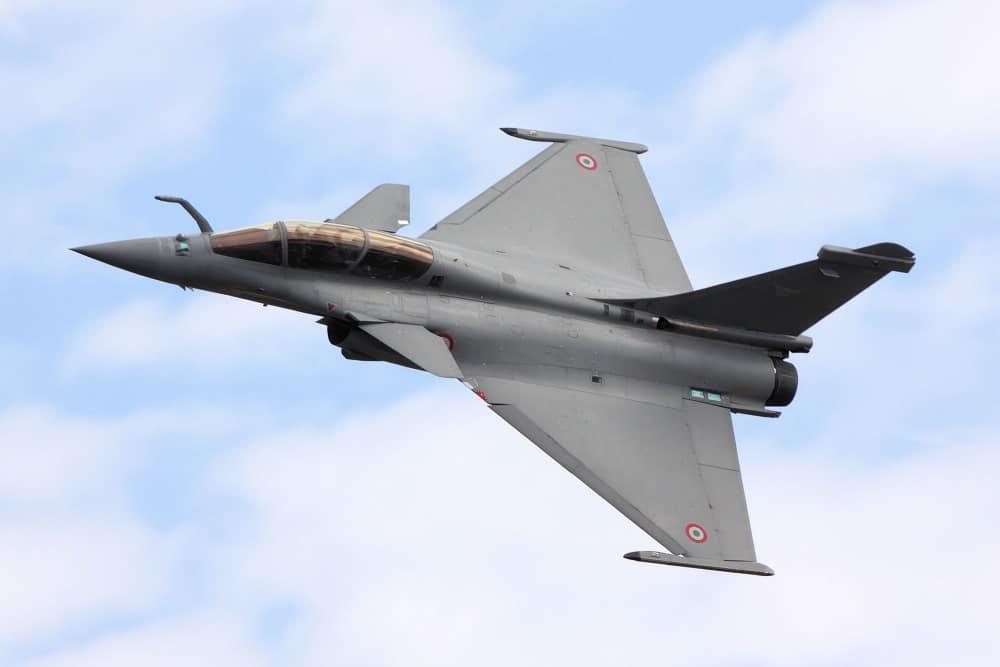 Dassault Rafale (Credit: Wikipedia)