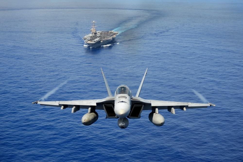 F/A-18 E/F SuperHornet (Credit: socalscanner.com)