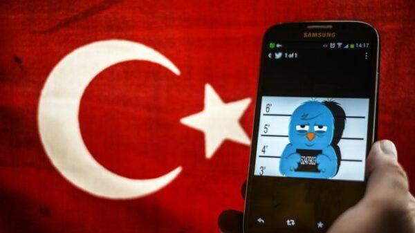 twitter turska zastava