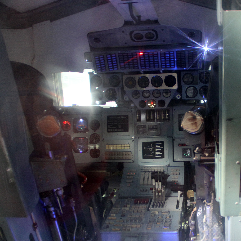 Sovjetski raketoplan Buran (Credit: Roskosmos