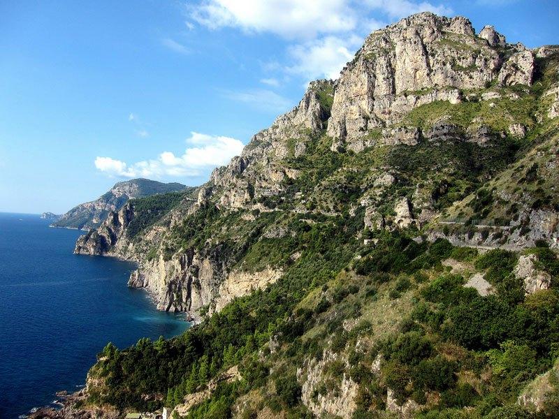 Amalfijeva obala, Italija