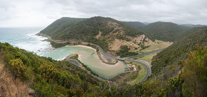 Velika oceanska cesta, Australija
