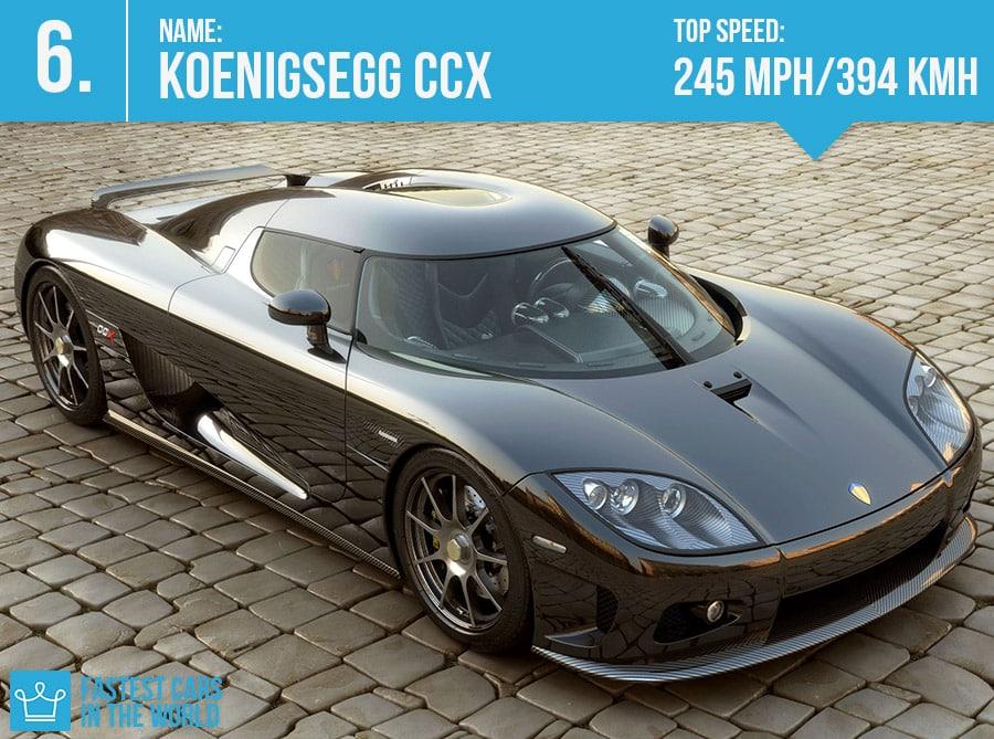 Koenigsegg CCX (Credit: Alux.com)