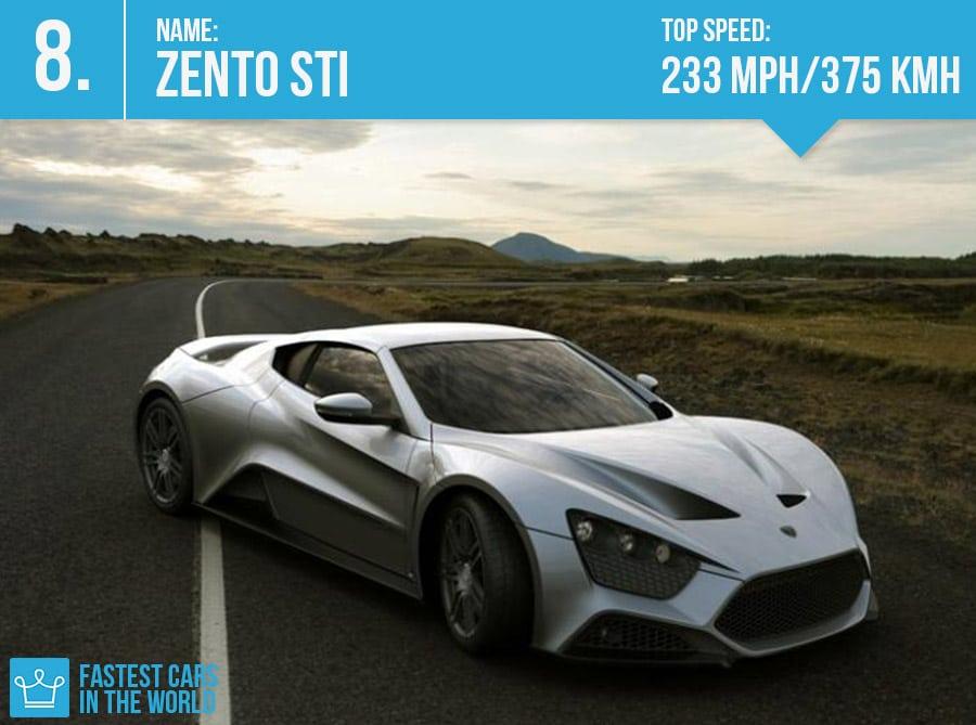 Zento STI (Credit: Alux.com)