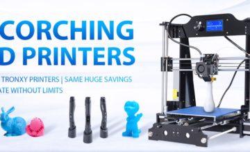 3D printaj do mile volje - eto printera na akciji