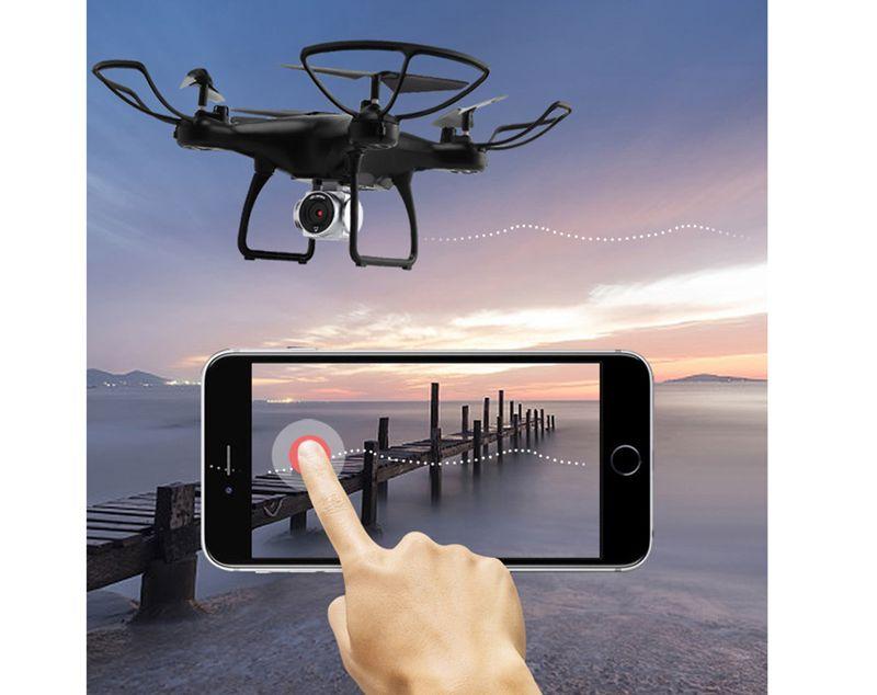 upravljanje dronom