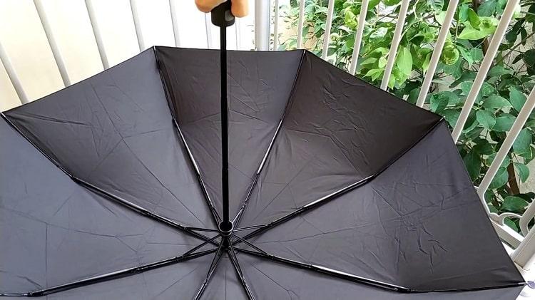 Izuzetno lagan Xiaomi KongGu automatski kišobran za nadolazeće kišne, a i sunčane dane