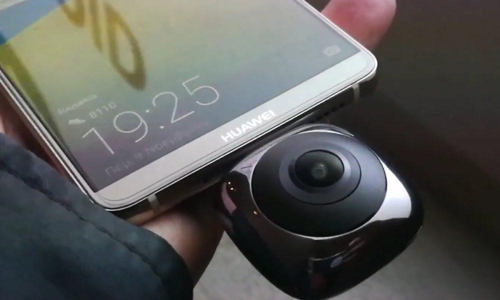 Huawei CV60 panoramska kamera i Xiaomi Mijia električni romobil sniženi preko 50% na TomTopu