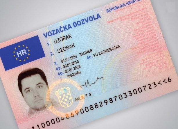 Status svoje vozačke dozvole odsada možete provjeriti online!