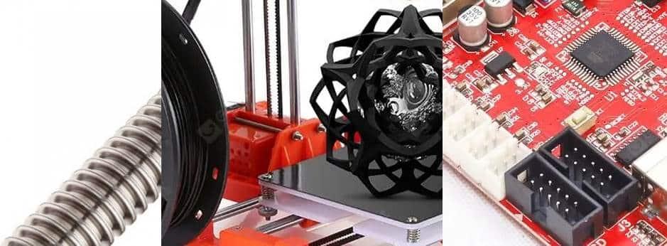 Jeftini 3D printer dijelovi za nadogradnju