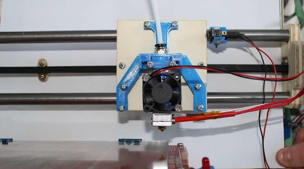 Nadogradnja 3D printera kvalitetnim dijelovima