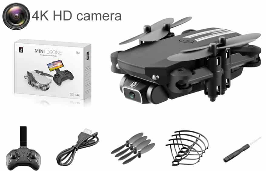 Najbolji mini dron za kupiti