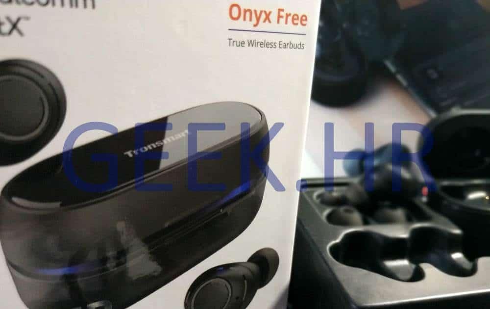 Tronsmart Onyx Free recenzija