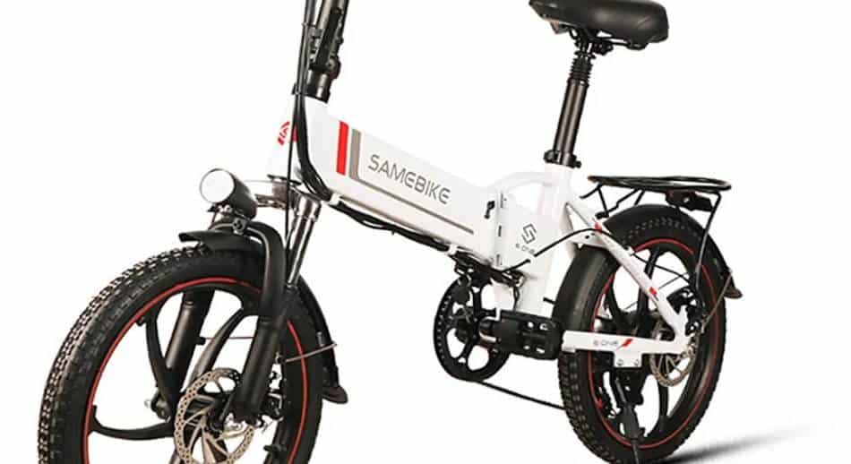SAMEBIKE električni bicikl