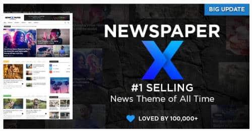 Najbolja WordPress tema za vijesti