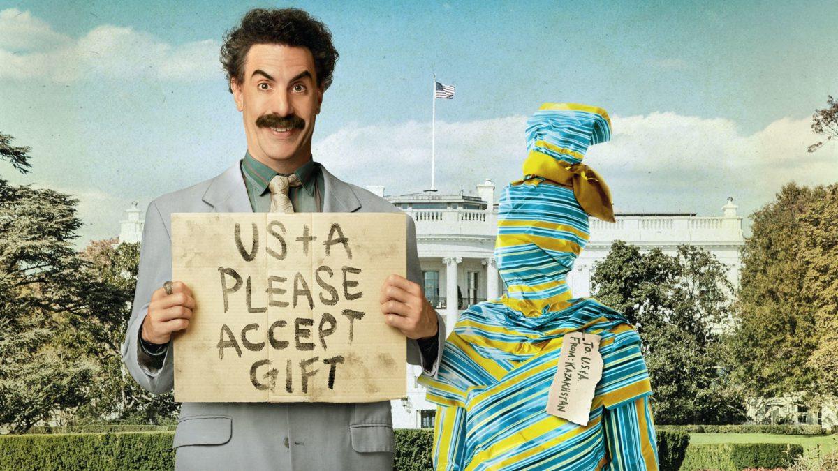Komedija: Borat