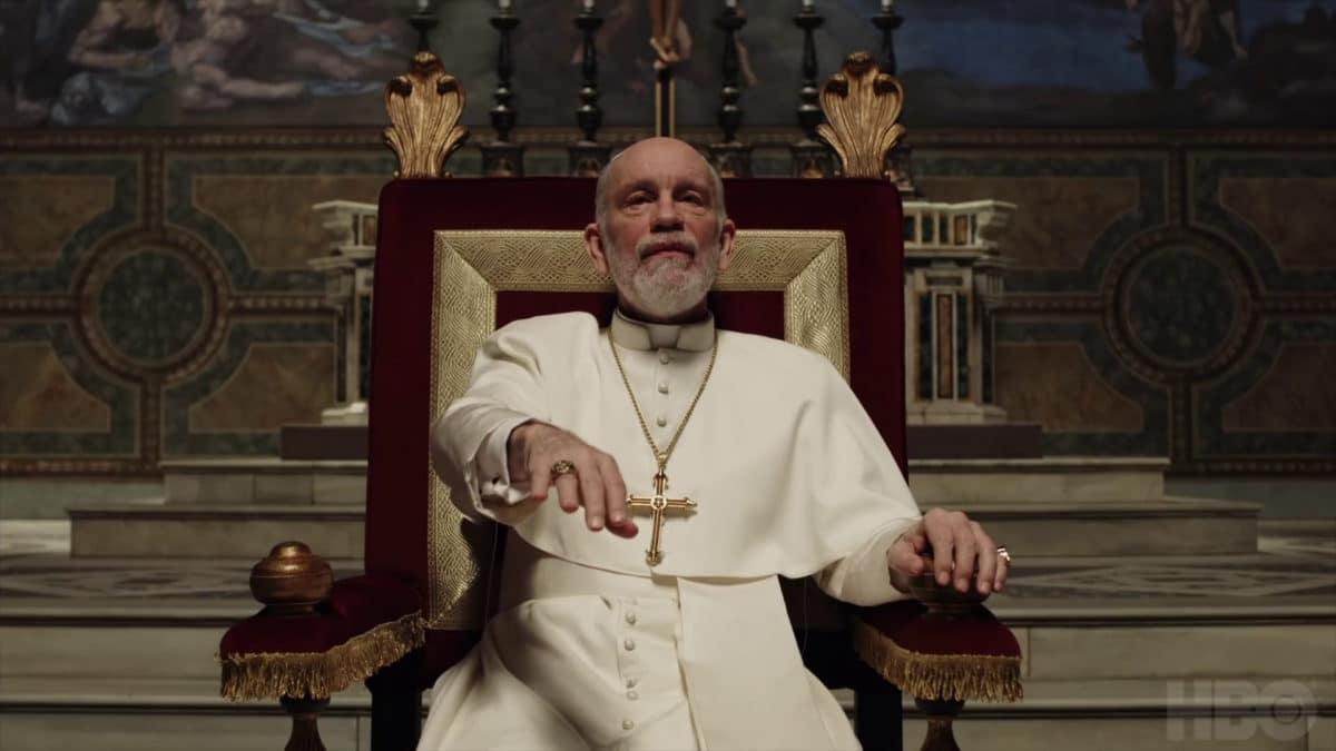 Novi Papa - HBO serija