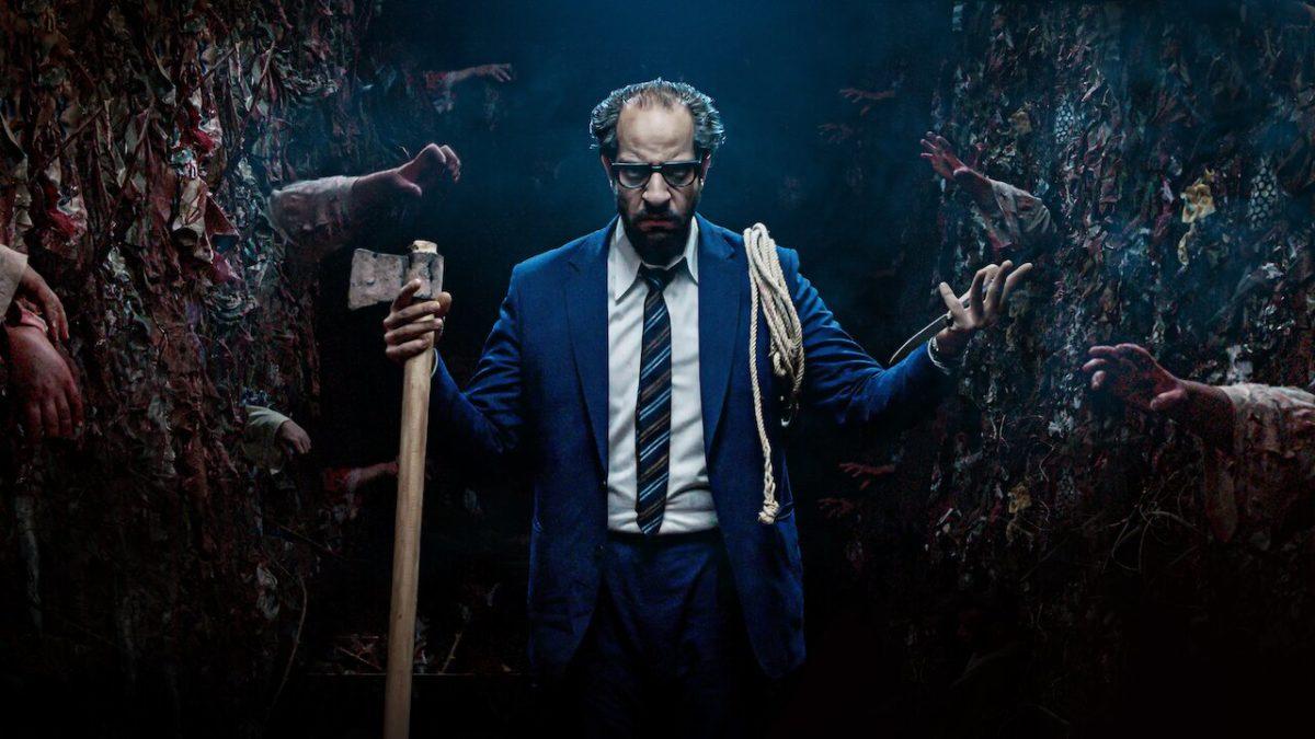 Paranormal Netflix serija