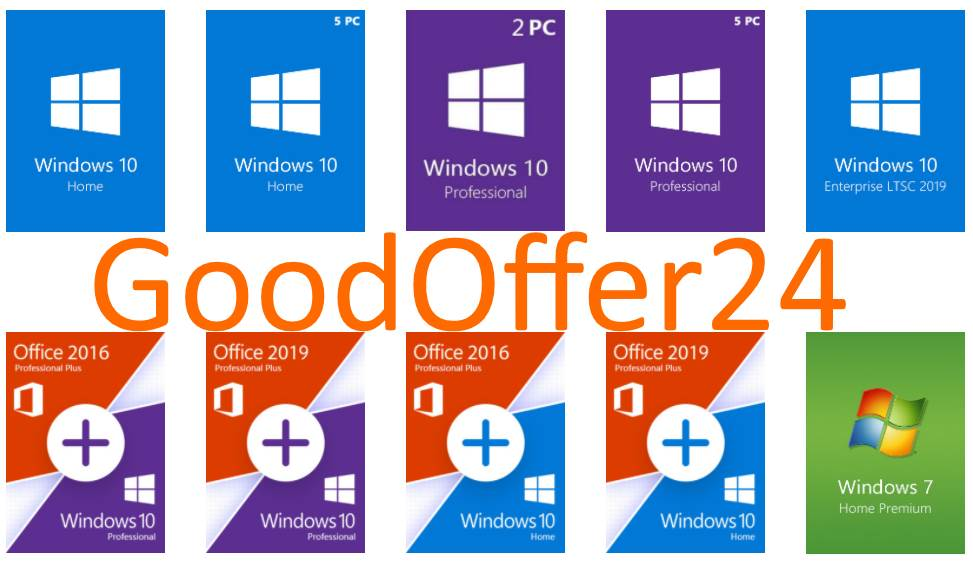 Čak do 30% popusta na originalne Windows aktivacijske ključeve – GoodOffer24.com