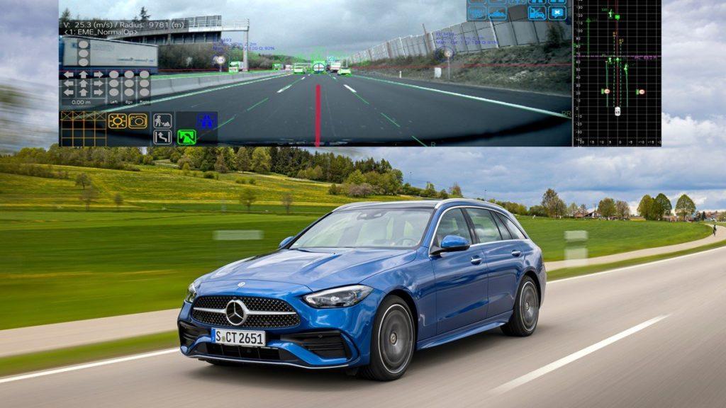 LG ADAS povećava sigurnost vozača i putnika u novom Mercedes-Benzu C-klase