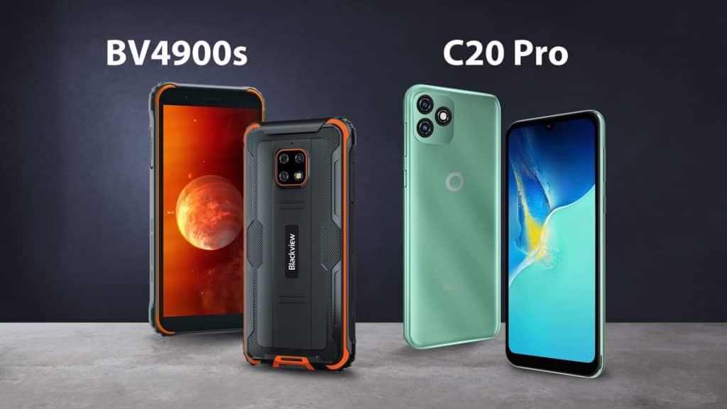 Novo u ponudi: Blackview i OSCAL mobiteli s kvalitetnijim procesorom, kamerom i Android 11 operativnim sustavom