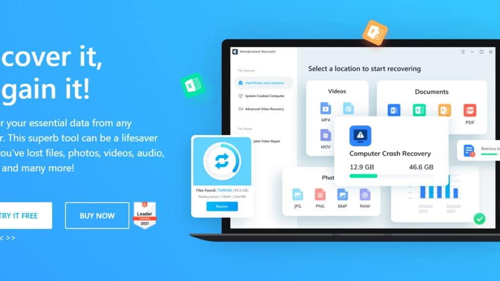 Wondershare Recoverit je odličan softver za vraćanje izgubljenih podataka [RECENZIJA]
