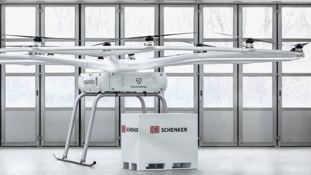 Dronovi koji mogu isporučiti do 200 kilograma tereta