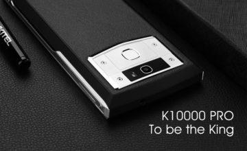 Oukitel časti: uzmi telefon besplatno ili K10000 Pro u pola cijene